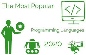 What are the most popular programming languages?